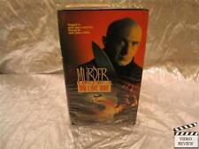 Murder on Line One (VHS) Emma Jacobs Peter Blake Simon Shepherd