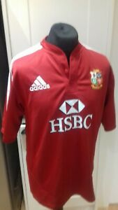 2bbcc100904 Image is loading BRITISH-IRISH-LIONS-SOUTH-AFRICA-2009-adidas-RUGBY-