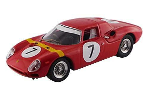 BESTMODEL 1 43 FERRARI 250 LM GP Angola Luanda 1964  7 Willy Mairesse victoire voiture