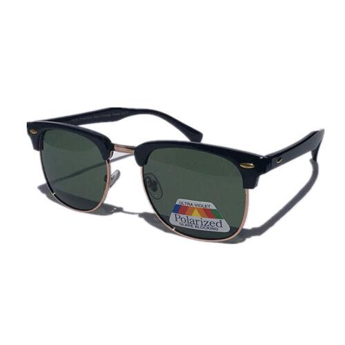 Mens Womens Polarized Fashion Vintage Retro Polarised Sunglasses  9014