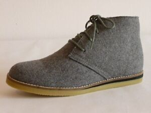 36 Boots Forrado Botines Gris Holy Moly Fieltro Nuevo STgqp
