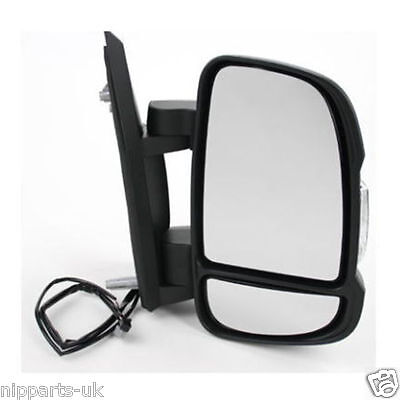 Citroen Relay Wing Mirror Unit Drivers Side Door Mirror Unit 2006-2014