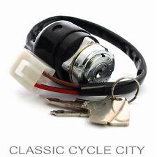 Honda CB 750 Four K3 K4 K5 K6 Zündschloss Schlüssel Ignition Switch Comb + Keys