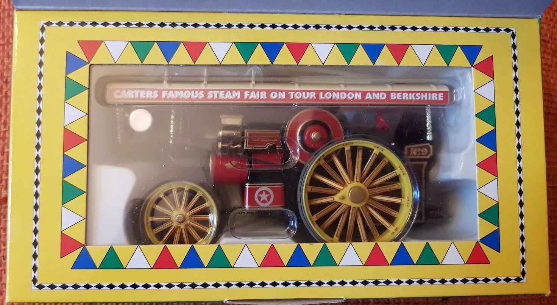 Corgi Fairground Attractions Fowler Showmans Carter's Steam Fair CC20104 NEW