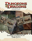 Dungeon Tiles Master Set - the City by Wizards of the Coast RPG Team (Hardback, 2010)