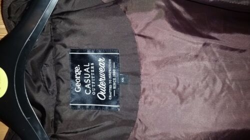 Jacket Xxl Brown Size Mens Fisherman zaExv