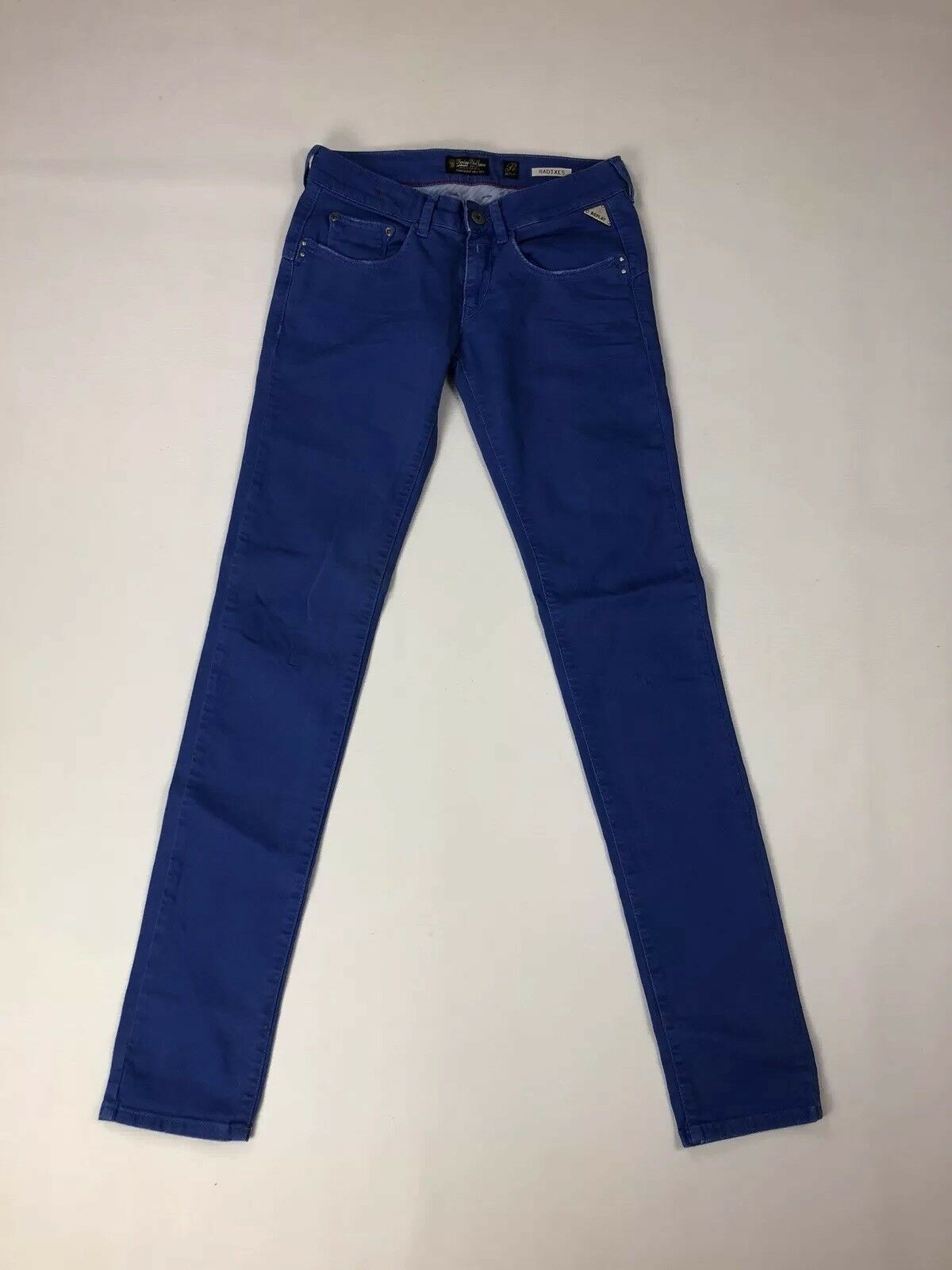REPLAY RADIXES Jeans - W26 L32 - Skinny - bluee - Great Condition - Women's