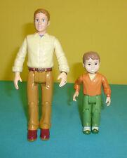 Fisher Price Loving Family Dolls Dad & Preteen Boy 2006