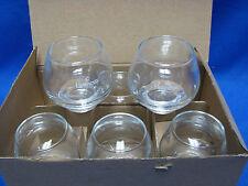 NIB Hennessy Cognac Mini Snifter Glasses, set of 6