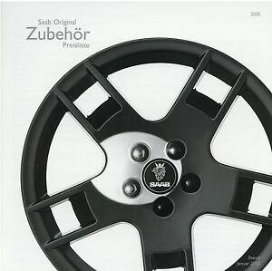 Liste De Prix 2005 Saab Accessoires 1 05 Prix D'accessoires Auto Price List Voiture Voitures Europe-afficher Le Titre D'origine 3uq03f1f-07213124-923807620