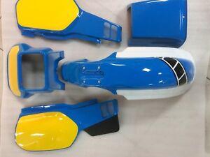 Yamaha-XT600-Tenere-1986-1VJ-NEW-Dakar-body-Plastics-XT600-body-kit-1987