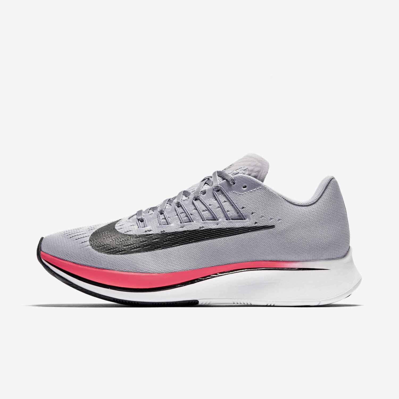 Women's Nike Zoom Fly Sz 7-11 Provence Purple/Black 897821-516 FREE SHIPPING