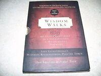 Wisdom Walks (hc) Dan Britton & Jimmy Page 1st