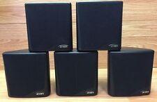 Jensen (099-20756) Complete Surround/ Satellite Wired Speaker System **USED**