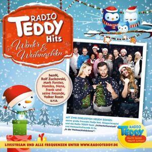 Teddy Weihnachten.Radio Teddy Hits Winter Weihnachten Herrh Rolf Zuchowski Nena