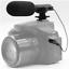 Vivitar Universal Mini Microphone MIC-403 for Sony DSC-RX10 II Digital Camera