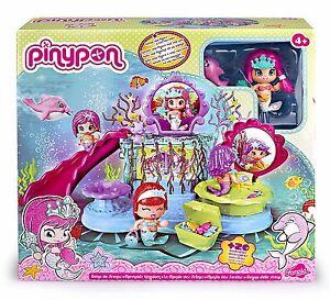 Pinypon-Reino-de-Sirenas-Contiene-Muneca-y-Mascota-Juguete-Nina-Set-Pin-y-Pon