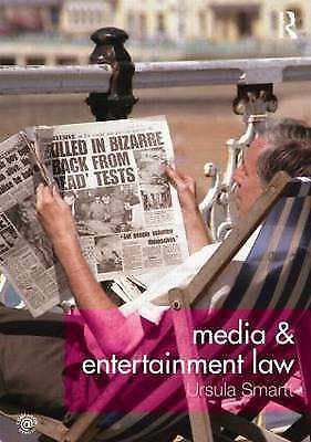 Media and Entertainment Law-ExLibrary