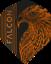 Falcon-Flechettes-Dart-Vols-STRONG-Standard-Forme-5-Set-Pack-Dart-vols miniature 2