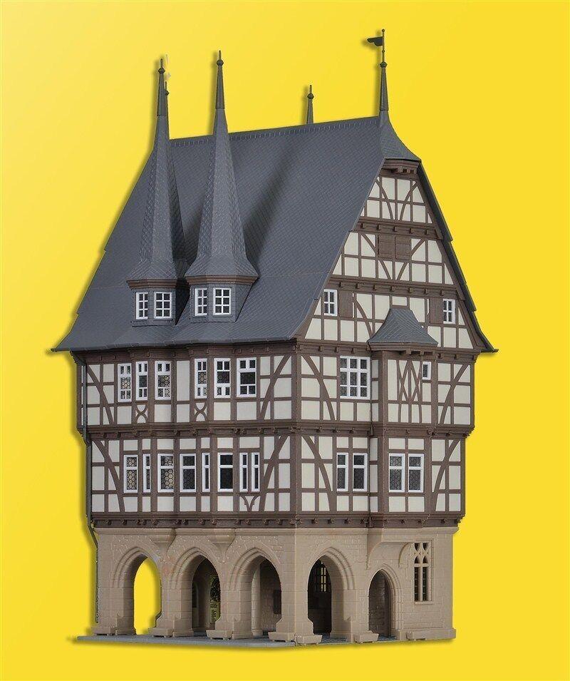 Kibri 38900 H0 Rathaus Alsfeld Bausatz Neuware  | Die Qualität Und Die Verbraucher Zunächst