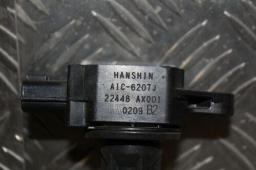 Nissan Micra 3 K12 1,2 CR12DE Zündspule 22448-AX001 22448AX001 AIC-6207J