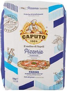 Farina Caputo Pizzeria - 5 kg - Spedizione Gratuita e Rapida