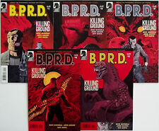 BPRD KILLING GROUND 1,2,3,4,5 (1-5)...NM-...2007...Guy Davis...Bargain!