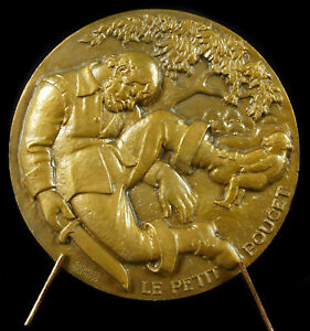 Medaglia-Charles-Perrault-il-Piccolo-Poucet-Favola-Magico-Wonderful-Tale-Medal