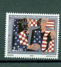 BANDIERE - FLAGS CROATIA 1994