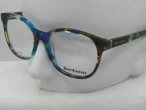 1458dba2bff New JUICY COUTURE JU 160 OJRW Turquoise navy Eyeglasses 52-17- 135mm ...