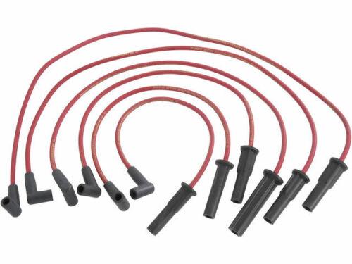 Spark Plug Wire Set API P117BW for Chevy Camaro 1993 1994 1995