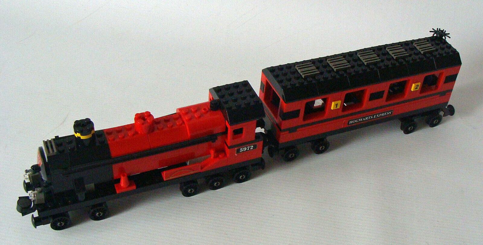 Lego ® harry potter 4708-Hogwarts Express 8-12 años usado