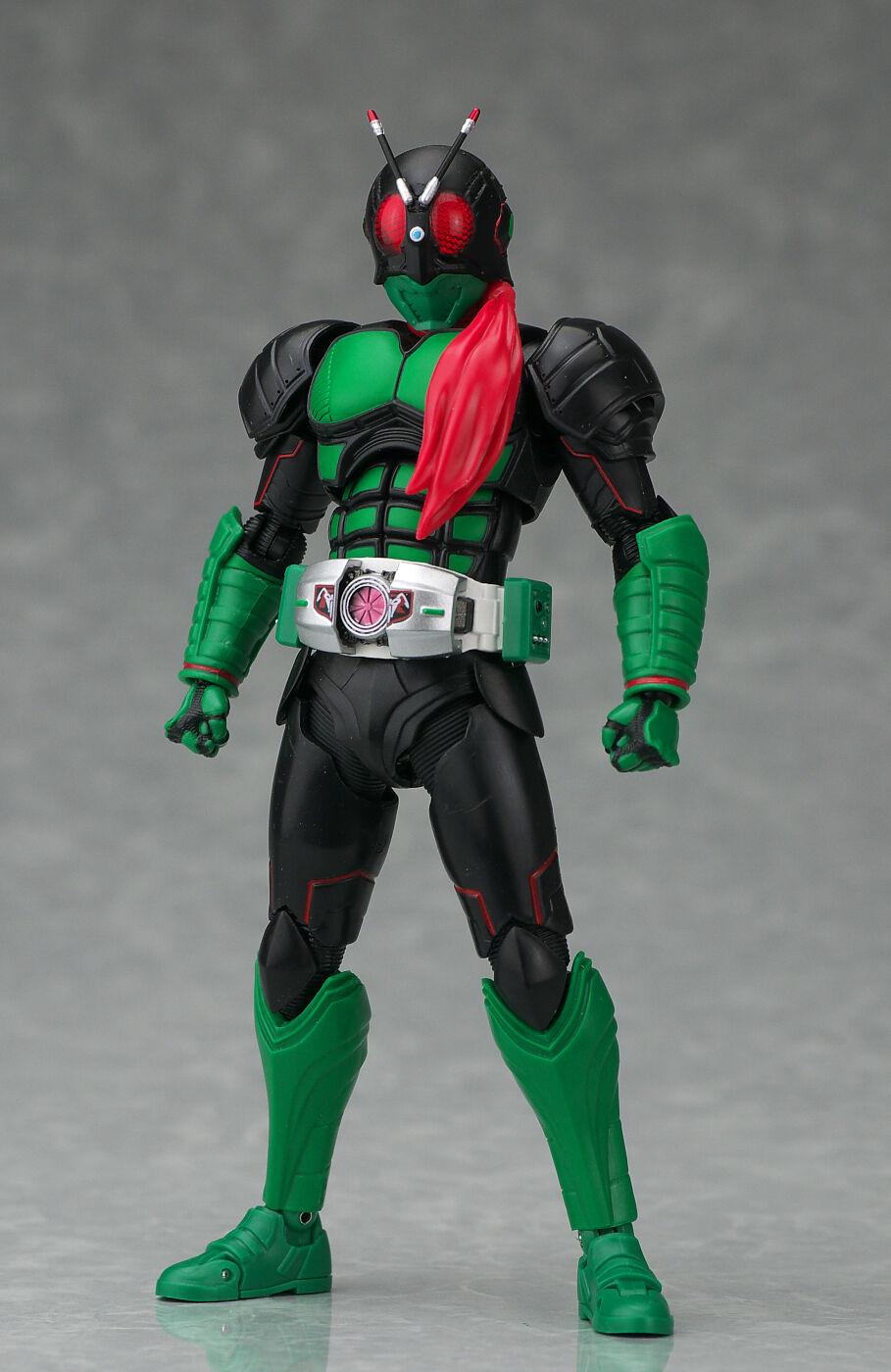 Japan Rare Bandai S.H.Figuarts Masked Kamen Rider 1 Gou Renewal Action Figure