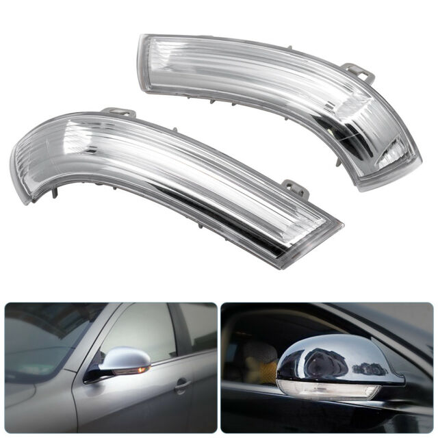 Wing Mirror Indicator Turn Signal light Left&Right Sides For VW MK5 GolF Passat