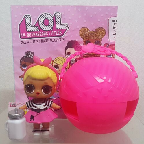 LOL L.O.L Series 1 Original 2016 Release Sis Swing Complete Doll w// Accessories