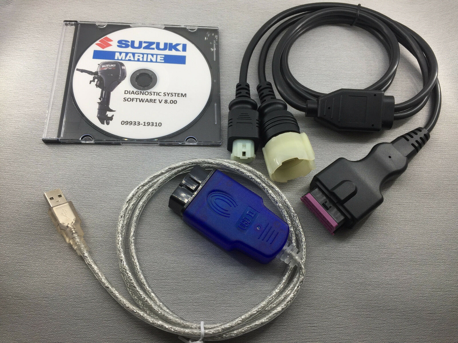 SUZUKI MARINE Professional Outboard diagnose CABLE KIT