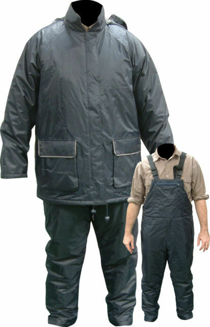 Benelle All Weather Thermal Waterproof Fishing  2 Piece Fishing Suits -SMALL-KING  order now enjoy big discount