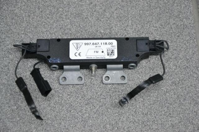 Porsche 911 997 987 Antenas Amplificador Fm Antena Amplificador 99764711800