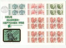 Schweiz MH 0-80, 02.09.1985 auf FDC  #k726