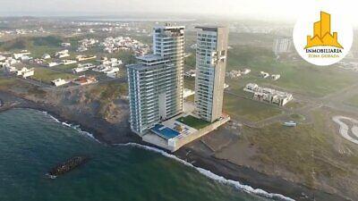 Venta de Lujosos Departamentos con Vista al Mar en Veracruz