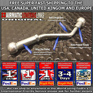 Details about MERCEDES S CLASS S320 S500 (W220) (AIRMATIC) LOWERING KIT /  LINKAGES / LINKS