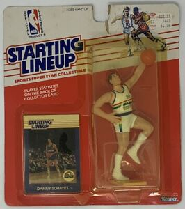 Starting Lineup Danny Schayes 1988 action figure