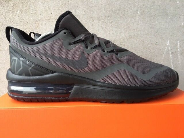 59b2acc7279e Nike Air Max Fury Size 9 UK EU 44 Men s Midnight Fog Trainers Aa5739-008  for sale online