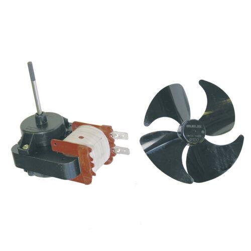 Ventilateur ventilateur 11w 100mmø aile no-frost m61-15lv réfrigérateur notamment INDESIT
