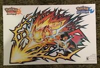 Pokemon Sun And Moon Toysrus Promo Poster 11 X 17 Ships Now & Fast