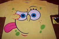 Spongebob Squarepants Nickelodeon T-shirt Large W/ Tag