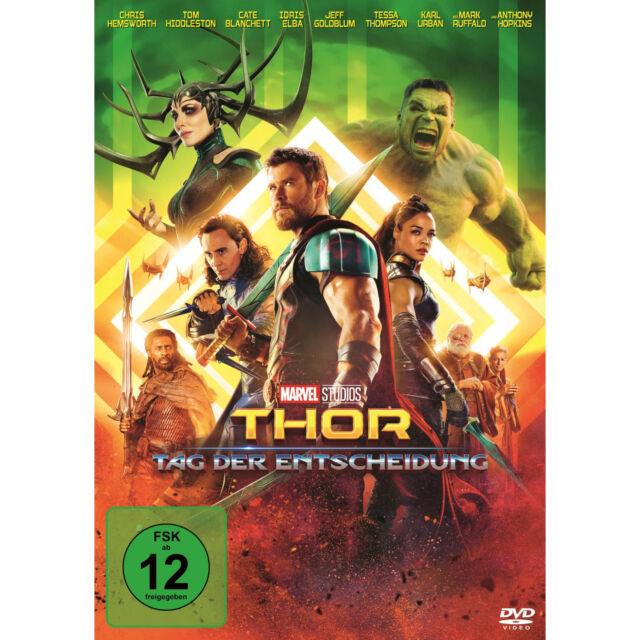 Thor: Tag der Entscheidung [DVD]