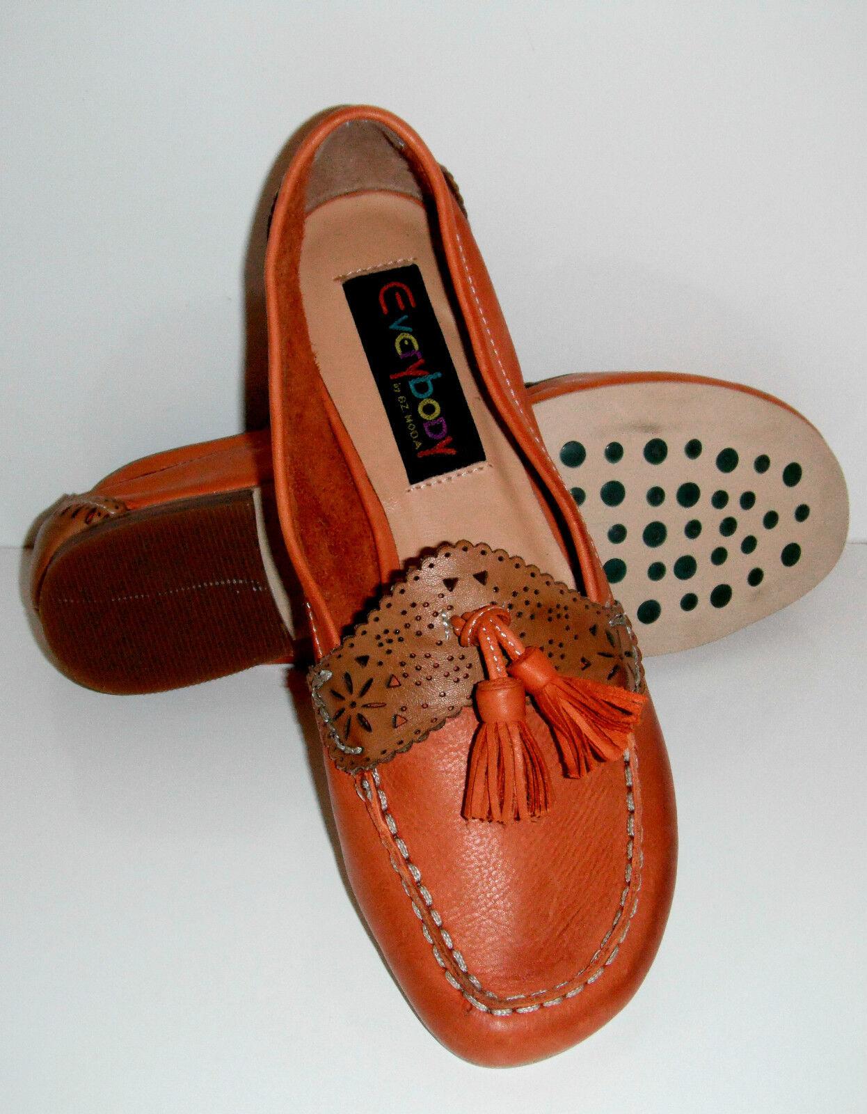 189 Everybody by by by B.Z.Moda Moderna WMN Glove Leder Schuhe sz 6.5 Fantastic Fit 6fdf9f