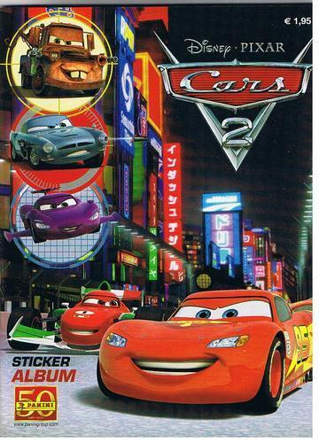 Panini Disney CARS 2 75 verschiedene Sticker NEU SEHR RAR
