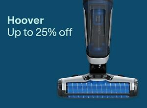 Hoover Up to 25% off